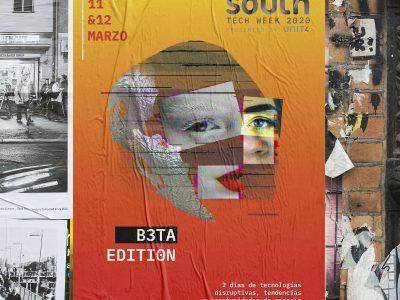 celebración de south tech week 2020 en Granada