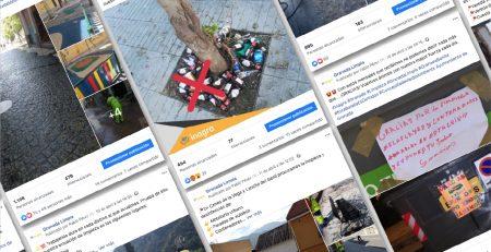 inagra un ejemplo de red social para saber como gestionar una crisis de reputacion online