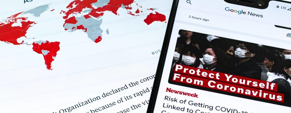 como convocar a la prensa mediante newsletter
